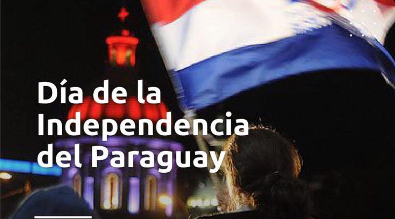 San Vicente: EL 14 Y 15 DE MAYO SE CONMEMORA EL DÍA DE LA INDEPENDENCIA DE PARAGUAY.